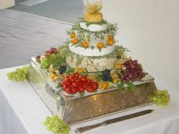 alternative wedding cakes u2013 the pleasing ease of cheese