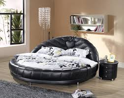 Circle Bed Bedroom Charming Modern Bedroom Decoration Using Various Ikea