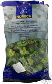cuisiner brocoli vegetables broccoli horeca select frozen 2500g frozen