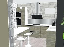 parement cuisine revetements muraux cuisine briques de parement briques blanches