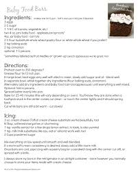 grandma u0027s carrot cake bars recipe easily made lactose or dairy