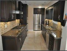 Galley Style Kitchen Remodel Ideas Nicely Done Galley Style Kitchen Our Listings Pinterest