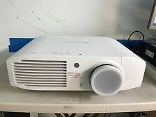 panasonic pt ar100u replacement l panasonic lcd 16 9 computer projectors ebay