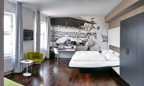 a car themed hotel the stuff of car lover u0027s dreams get lost