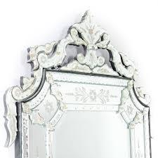 Venetian Mirrored Bedroom Furniture Large Venetian Mirror At 1stdibs