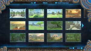 breath of the memories location guide