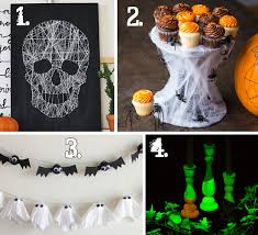 Diy Halloween Decor Diy Halloween Roundup Decor U0026 Jack O Lanterns U2013 Poor U0026 Pretty