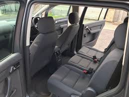 2003 volkswagen touran 1 6 fsi s mpv 5dr 7 seats manual