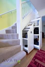 ideas for under stairs storage smart solution gallery andrea outloud
