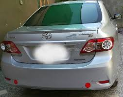 toyota corolla gli limited edition 1 3 vvti 2009 for sale in