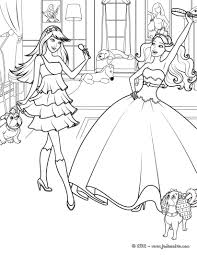 rock star barbie coloring pages coloring pages barbie rockstar