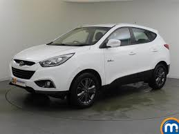hyundai crossover used hyundai ix35 for sale second hand u0026 nearly new cars