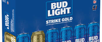 bud light gold can rules gold with bud light for a chance to win super bowl tickets for life