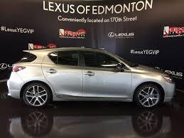 lexus hybrid ct200h interior used 2017 lexus ct 200h fwd 4dr hybrid 4 door car in edmonton ab