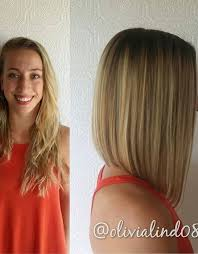 ladies hairstyles short on top longer at back best 25 long concave bob ideas on pinterest short bob cuts