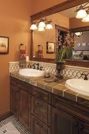 bathroom tile countertop ideas 23 best bath countertop ideas images on bathroom ideas