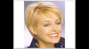 hairstyle for thin on top women hairstyles for women with thinning hair on top youtube