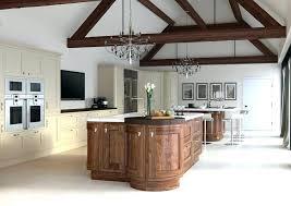 porte de cuisine en bois brut style de cuisine en bois photos de design d intérieur et