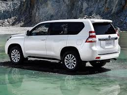 toyota an an overview of the 2017 toyota land cruiser prado uae yallamotor