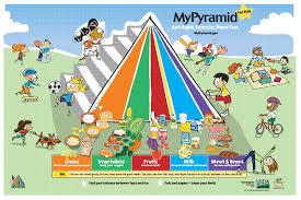 food pyramid for kids new health advisor