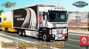 renault trucks magnum renault magnum updates v18 01 by knox xss 1 28 x download ets