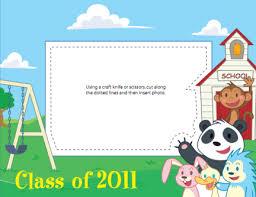 cornice per bambini della scuola le cornici per la foto di classe fai da te