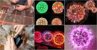 Christmas Lights Etc How To Diy Christmas Light Balls The Perfect Diy