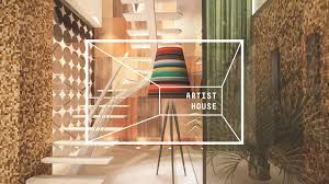 Artist House by Artist House Interior Design London 3 Fingers Design Studio