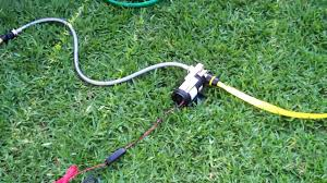Air Powered Water Pump New Solar Powered Water Pump Youtube