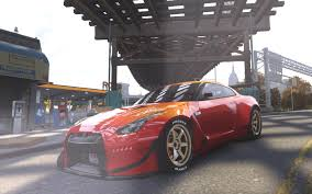 Nissan Gtr Update - gta gaming archive