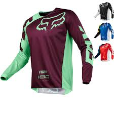 fox racing motocross gear fox racing 180 race motocross jersey new arrivals ghostbikes com