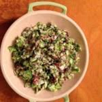 bacon sunflower seeds broccoli salad with grapes bacon and sunflower seeds recipe