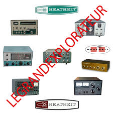 ultimate heathkit owner repair service manuals schematics 950