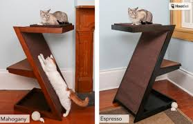 Modern Cat Trees Furniture by Cat Tree Archives The Catnip Times