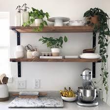 kitchen shelves decorating ideas kitchen industrial shelves ss backsplash shelf building open styling