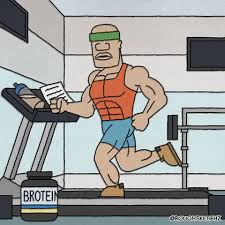 Treadmill Meme - running on treadmill gifs get the best gif on giphy