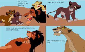 lion king scars offspring 1 caitlin72 deviantart
