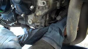 delboy u0027s garage suzuki hayabusa oil and filter change youtube