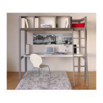 lit mezzanine bureau enfant lilokids lit mezzanine nele 4105 lit mezzanine évolutif hauteur