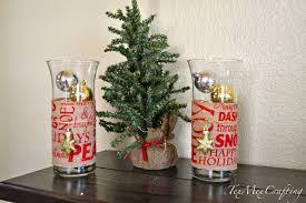 texmex crafting diy wrapped christmas vases