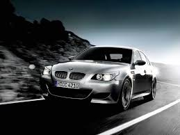 bmw m5 sedan wallpaper