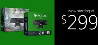 xbox one price on black friday 2017 microsoft lowers the price of the xbox one to 299 u2014 slimmer