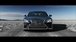 lexus lc autumn shimmer the all new lexus ls 500h with new multi stage hybrid system youtube