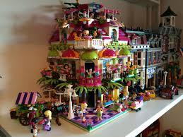 lego ideas friends modular