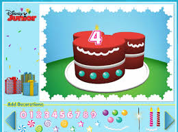 Email Cards Birthday Creating E Cards With Disney Junior