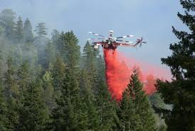Wildfire Training Bc by Drones Tested To Help Fight Blazes In Difficult B C Wildfire