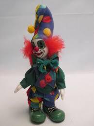 porcelain clowns ebay