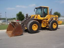 20 tonne site equipped front end wheel loader sydney machinery hire