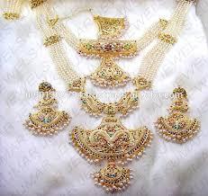 gold rani haar sets navratan rani haar buy luxury mala sets party mala set wedding