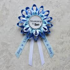 baby shower corsage boy image collections baby shower ideas